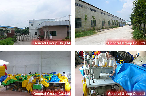 General Inflatables factory