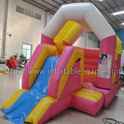 GB-257 Princess bounce slide