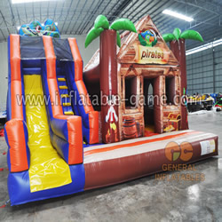 GB-45 Farm bouncy castle